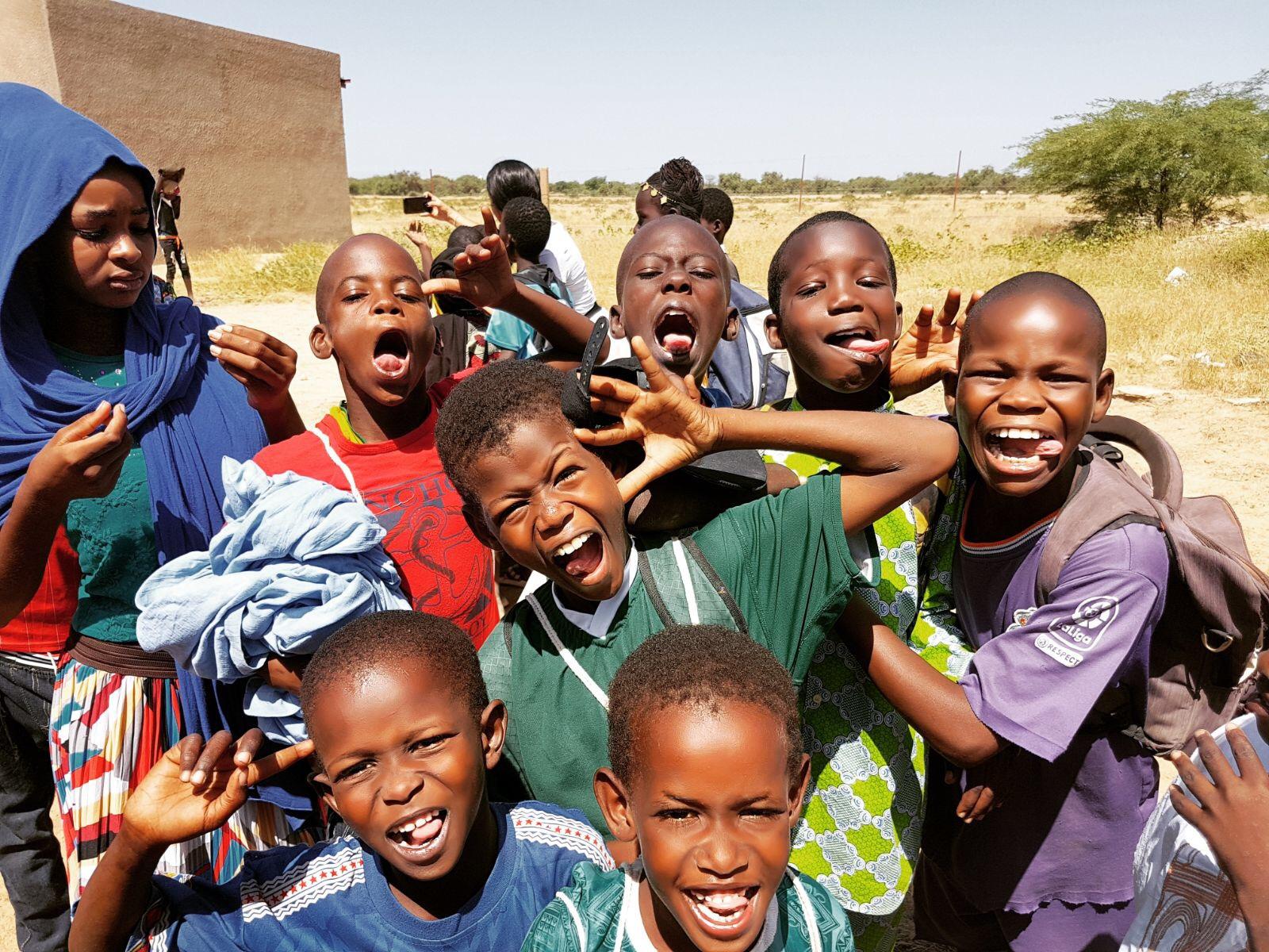 Mise en place de correspondances entre le Sénégal et la France